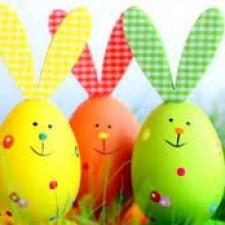 Παιδικές δραστηριότητες για τις ημέρες του Πάσχα